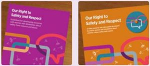 Our Right to Safety and Respect resources